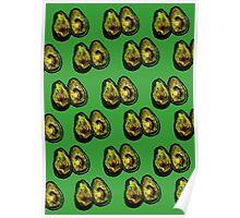 Avocado - Green Poster