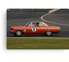 Ford Falcon (1963 Red) Canvas Print