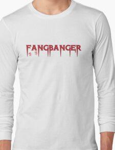 FANGBANGER (True Blood) Long Sleeve T-Shirt
