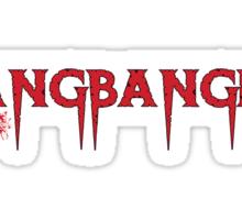 FANGBANGER (True Blood) Sticker