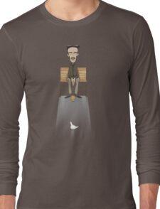Nikola Tesla, Inventor of Love Long Sleeve T-Shirt