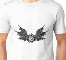 Archangel Anti-Demonic-possession Charm.  Unisex T-Shirt
