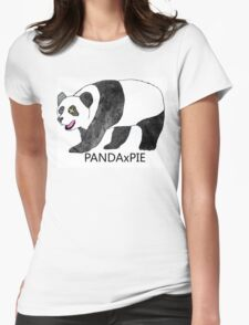 Traditional PANDAxPIE Womens Fitted T-Shirt