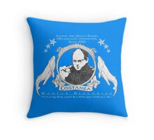 Costanza- Marine Biologist Throw Pillow