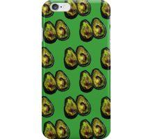 Avocado - Green iPhone Case/Skin