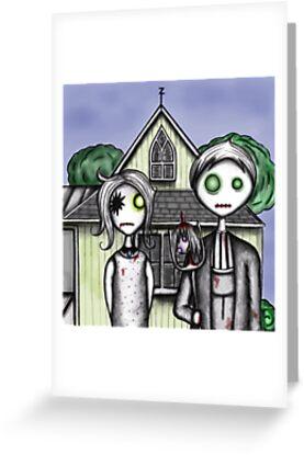 American Zombie by Devon Mallison