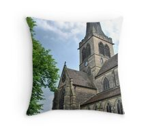 Wentworth Church Throw Pillow
