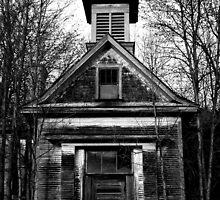 Old School Building  by alexa20