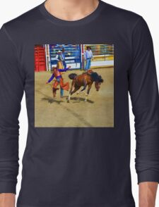 A Graceful Dismount Long Sleeve T-Shirt