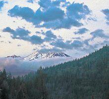 Mount Shasta - Shasta-Trinity National Forest by Cupertino