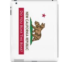Do You Bear The Bear? - NCR iPad Case/Skin