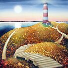 To The Lighthouse by Arlene Kline