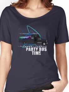 Party Bus Time Women's Relaxed Fit T-Shirt