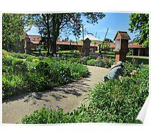 Walsingham Gardens Poster