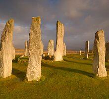 Callanish Stones, Callanish, Isle of Lewis by James Paul