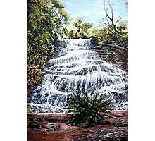 Katoomba Falls, Blue Mountains Australia Photographic Print