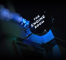 La salle bleue by Peter Denniston