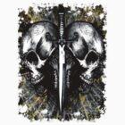 Skull-Heart by Jeff Ballance