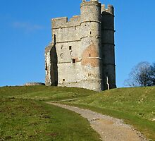 Donnington Castle - Hungerford by JRHPhotography