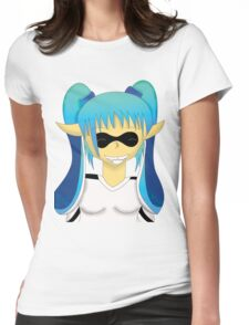 spatoon inkling roxxie Womens Fitted T-Shirt