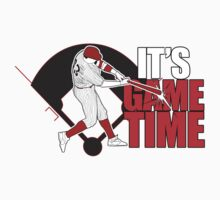 It's Game Time - Baseball (Red) Kids Clothes