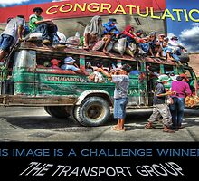 Banner Entry: Transport Group Challenge Winner by Yhun Suarez