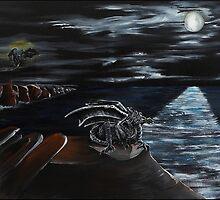 Night Dragons by Kim Donald