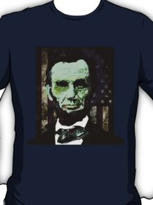 Abraham Lincoln - Zombie T-Shirt
