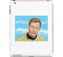 William Shatner as James T. Kirk iPad Case/Skin