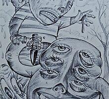 acedia(sloth)/diligence by sean smith