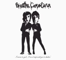 Breathe Carolina Shirt by Tyler Corcoran