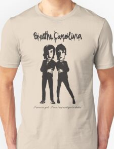 Breathe Carolina Shirt Unisex T-Shirt