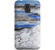 To paint the sea... Samsung Galaxy Case/Skin