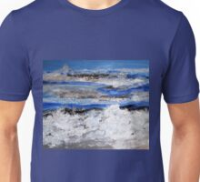 To paint the sea... Unisex T-Shirt