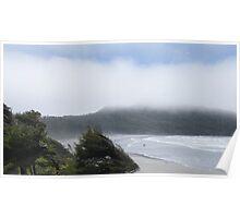 Cox Beach, Pacific Rim National Park Poster