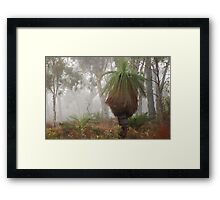 A Cold Winter Morning Framed Print