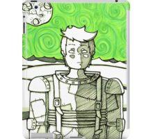 Spaceman Jim iPad Case/Skin