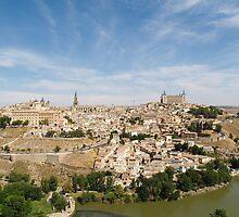 Toledo by douwe