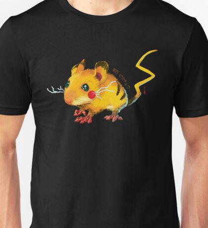 Electric Mouse Unisex T-Shirt