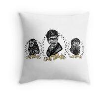 The New Marauders Throw Pillow