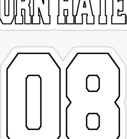 Born Hater Sticker