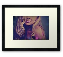 What I Refuse To See Can't Hurt Me Framed Print