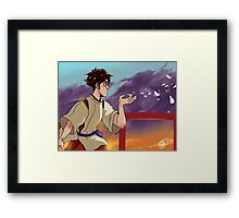 this is the fault of jason marsden Framed Print
