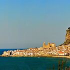 ~ CEFALU BAY ~ by Bjorn Olsson