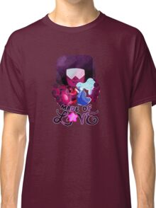 Made of Love Classic T-Shirt