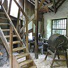 Stott Park Bobbin Mill, Lake District, Cumbria by Roy  Massicks