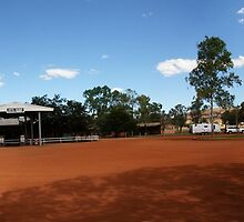 Outback roadhouse panorama by georgieboy98
