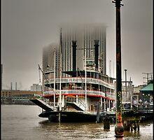 Gloomy Mississippi by RayDevlin