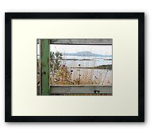 Nordic daydreaming Framed Print