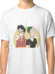 Punk Drarry Love Classic T-Shirt
